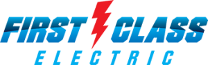 first class electric logo